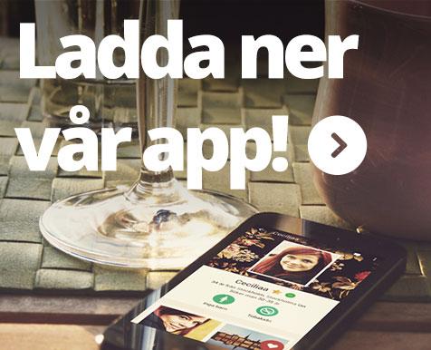 Ladda ner vår app!