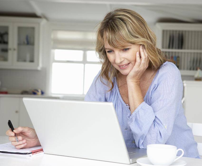 Få en attraktiv profilsida