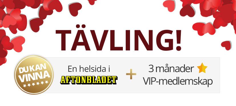 Vinn Sveriges största kontaktannons