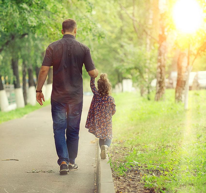 8 anledningar att dejta en singelpappa