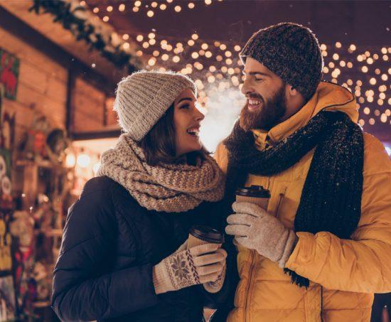 Låt julromantiken flöda!