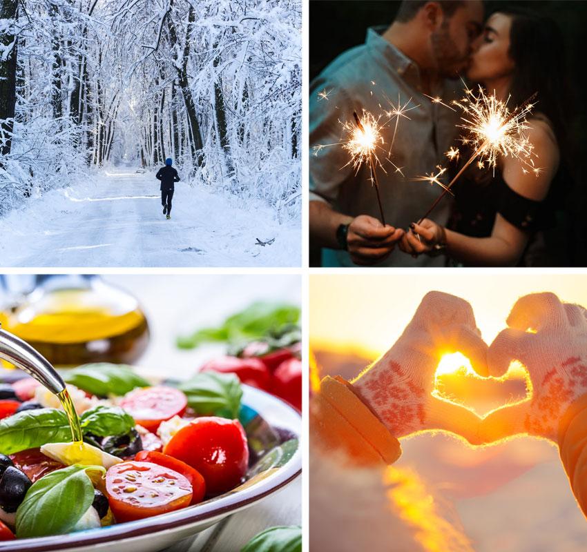 3 nyårslöften som gör skillnad på riktigt