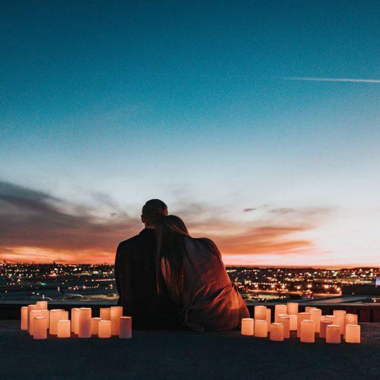 5 romantiska semesterdejter att prova!