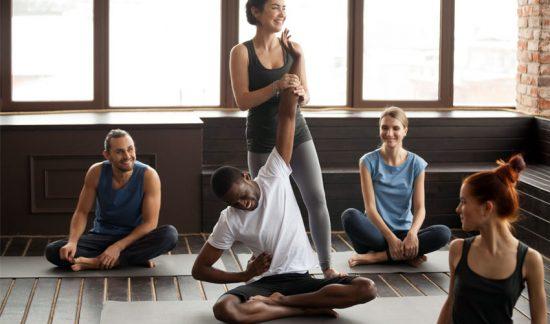 Gymmet – den nya dejtingscenen?