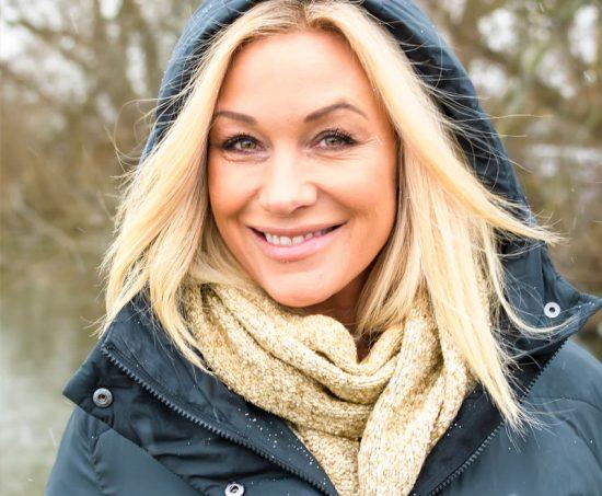 På dejt med Jessica Andersson…