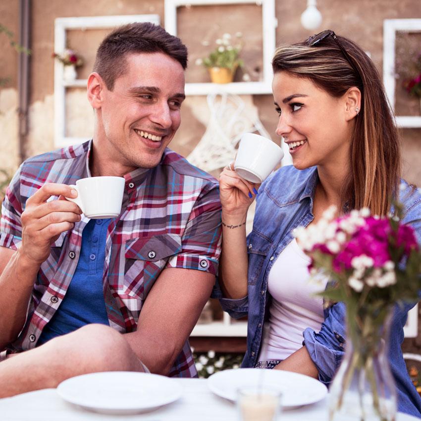 Dating utanför din typ