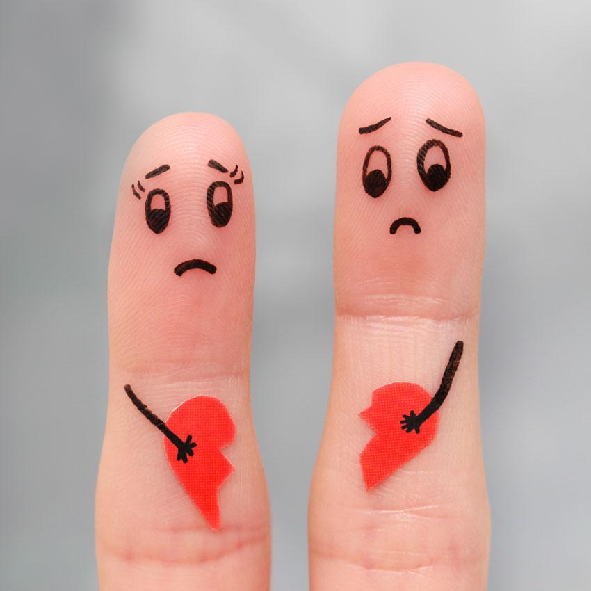 5 vanliga misstag när man väljer en ny partner